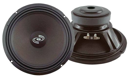 "Pyle - PMW10A , DJ Equipment , Midbass/Midrange Speakers/Woofers  , 10"" HIGH POWER HIGH PERFORMANCE MIDBASS"