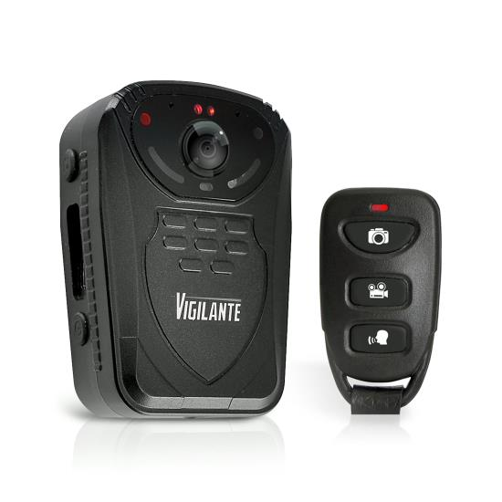 Pyle - PPBCM10 , Home and Office , Cameras - Videocameras , Gadgets and Handheld , Cameras - Videocameras , Pyle Vigilante Compact & Portable HD Body Camera, Wireless Person Worn Camera (Audio & Video Recording) Night Vision, Built-in Rechargeable Battery, 16GB Memory, Water Resistant