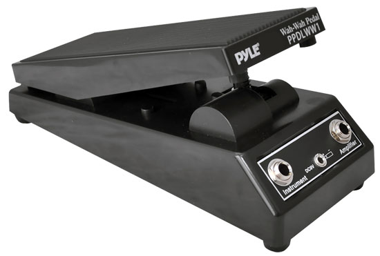 Pyle - PPDLWW1 , Musical Instruments , Instrument Accessories , Wah-Wah Electric Guitar Pedal