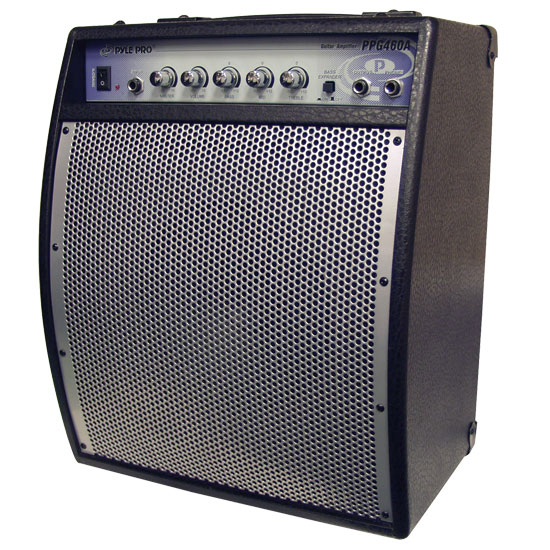 Pyle - PPG460A , DJ Equipment , Guitar Amplifiers , 150 Watts High Power Guitar Amplifier