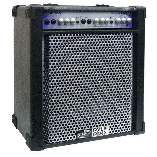 Pyle - PPG860A , DJ Equipment , Guitar Amplifiers , 300 Watt High Power Guitar Amplifier