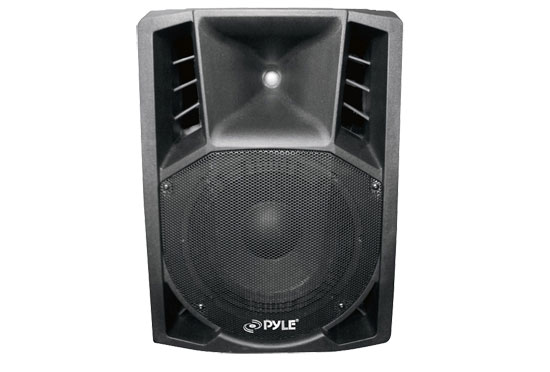 Pyle - PPHP104 , DJ Equipment , DJ Speakers , 600 Watts 10'' 2 Way Plastic PA Speaker