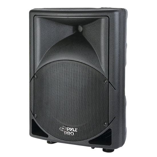 Pyle - PPHP120A , Sound and Recording , PA Loudspeakers, Molded Cabinet Systems , 12'' 800 Watt Powered 2 Way Full Range Loud Speaker System