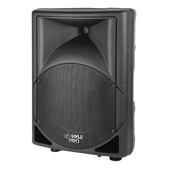 Pyle - PPHP121 , Sound and Recording , PA Loudspeakers - Molded Cabinet Systems , 12'' 800 Watt  2 Way Full Range Loud Speaker System