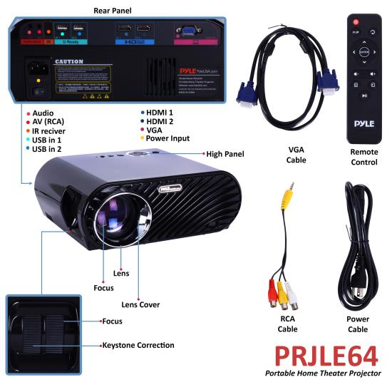 Projectors - Home and Office - Products
