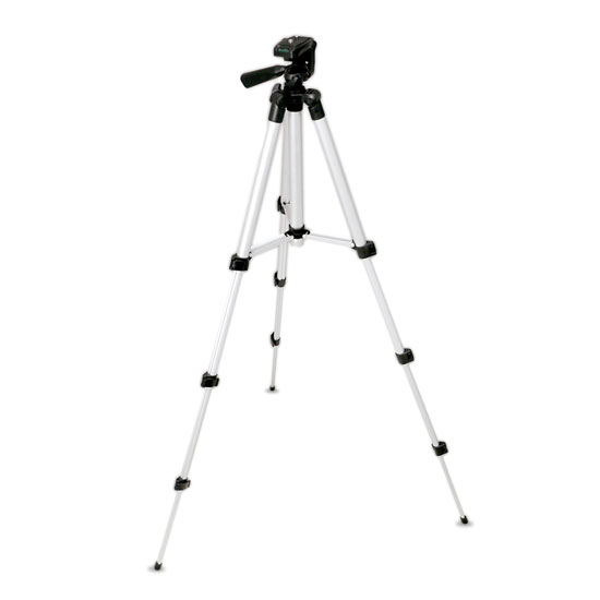 Pyle - PRJTPS25 , Musical Instruments , Mounts - Stands - Holders , Sound and Recording , Mounts - Stands - Holders , Universal Lightweight Portable Aluminum Travel Tripod Stand / Holder for Cameras, Digital Cameras, Video Cameras, etc.