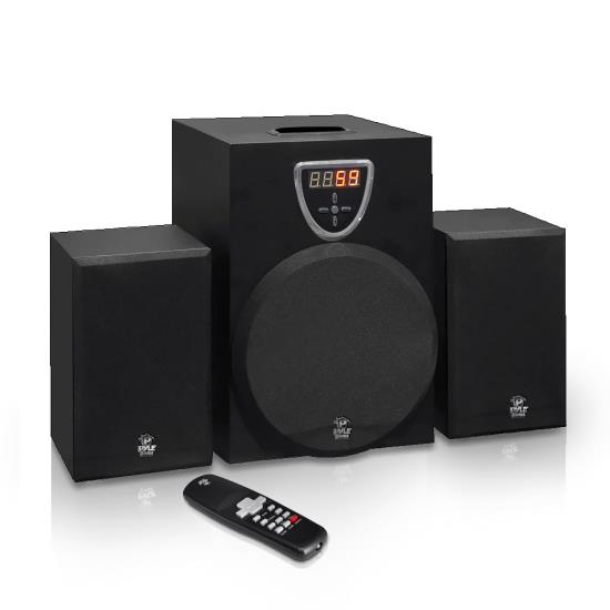 Pyle - RBPSB6AI , Home Audio / Video , Home Theater Systems , 2.1 Multi-media Audio System System Power (MAX):100 Watts