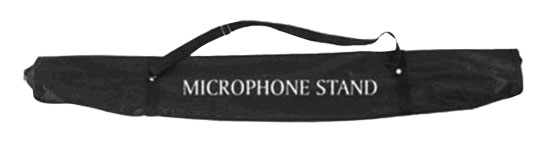 Pyle - PSBGMSC , DJ Equipment , Pro DJ Accessories , Heavy Duty Vinyl Microphone Stand Bag