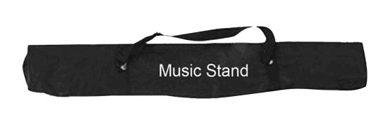 Pyle - PSBGMSN , DJ Equipment , Pro DJ Accessories , Heavy Duty Sheet Music Stand Bag