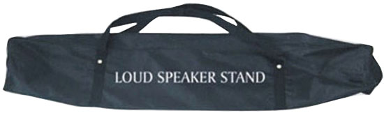 Pyle - PSBGSS , DJ Equipment , Pro DJ Accessories , Heavy Duty Vinyl Speaker Stand Bag