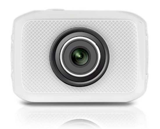 Pyle - PSCHD30WT , Personal Electronics , Camera & Photo , High-Definition Sport Action Camera with 720p Wide-Angle Camcorder, 5.0 MP Camera, 2-Inch Touch Screen, Micro SD Card Slot, Waterproof Case and Mounting Gear for Biking, Riding, Racing, Skiing and Water Sports (White color)
