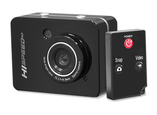 Pyle - PSCHD60BK , Personal Electronics , Camera & Photo , Hi-Speed HD 1080P Action Camera Hi-Res Digital Camera/Camcorder with Full HD Video, 12.0 Mega Pixel Camera & 2.4'' Touch Screen (Black Color)