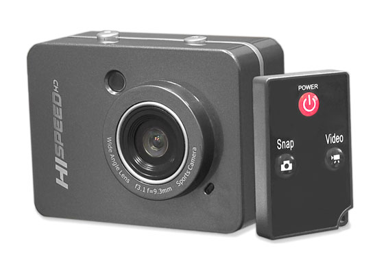 Pyle - PSCHD60GR , Personal Electronics , Camera & Photo , Hi-Speed HD 1080P Action Camera Hi-Res Digital Camera/Camcorder with Full HD Video, 12.0 Mega Pixel Camera & 2.4'' Touch Screen (Grey Color)