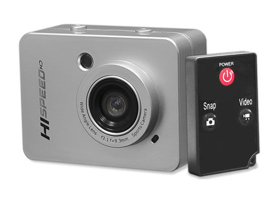 Pyle - PSCHD60SL , Personal Electronics , Camera & Photo , Hi-Speed HD 1080P Hi-Res  Action Camera Digital Camera/Camcorder with Full HD Video, 12.0 Mega Pixel Camera & 2.4'' Touch Screen (Silver Color)