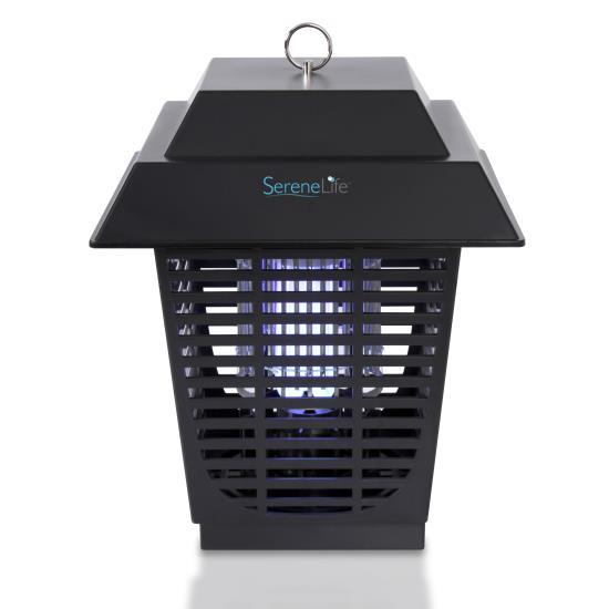 Waterproof Bug Zapper Indoor/Outdoor Electric Plug-in Pest Control
