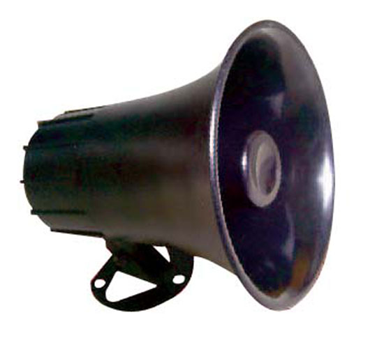 Pyle - PSP8 , Home Audio / Video , Horn Speaker , All Weather 5'' PA Mono Extension Horn Speaker