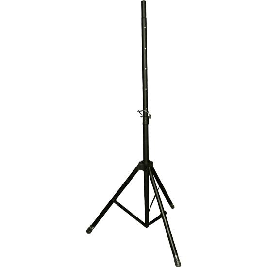 Pyle - PSTND4 , DJ Equipment , Stands , 6.5  Feet  2-Way Anodized Aluminum Tripod Speaker Stand