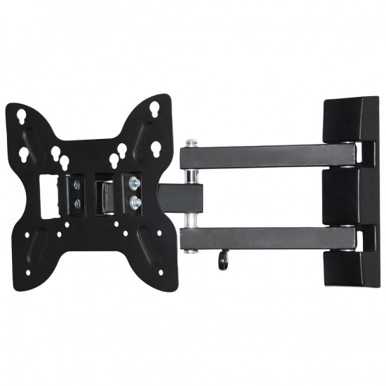 Pyle - PSW710S , Musical Instruments , Mounts - Stands - Holders , Sound and Recording , Mounts - Stands - Holders , 14'' to 37'' Flat Panel Triple Arm Articulating Tlit & Swivel TV Wall Mount