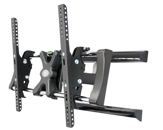 Pyle - PSW740L , Musical Instruments , Mounts - Stands - Holders , Sound and Recording , Mounts - Stands - Holders , 32''to 50'' Flat Panel Articulating TV Wall Mount
