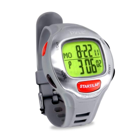 Pyle - PSWMR40GY , Sports and Outdoors , Watches , Gadgets and Handheld , Watches , Multi-Function Chronograph Sports Watch, Marathon Runner Wrist Watch (for Running, Jogging, Training, Fitness, Exercise etc.)