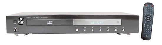 Pyle - PT688CU , Home Audio / Video , Active Electronics , Home Theater Audio CD/MP3/WMA Player w/ USB Interface
