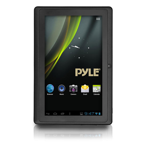 Pyle - PTBL7C , Personal Electronics , Tablets , Pyle Astro 7'' Android Touch-Screen 3D Graphics Wi-Fi Tablet