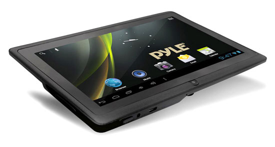 Pyle - PTBL7CEU , Gadgets and Handheld , Astro Tablet PC , Pyle Astro 7'' Android Digital Touch-Screen 3D Graphics Wi-Fi Tablet (European Power Adaptor Model)