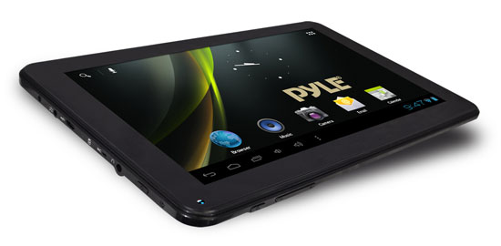 Pyle - PTBL9C , Personal Electronics , Tablets , Pyle Astro 9'' Android Touch-Screen 3D Graphics Wi-Fi Tablet