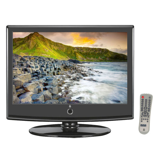 Pyle - PTC157LC , Home and Office , TVs, Monitors , 15.6'' Hi-Definition Flat Panel LCD TV