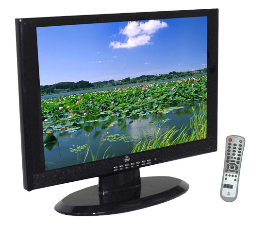 Pyle - PTC177LC , Home Audio / Video , LCD / Plasma , LCD / Plasma TV , 17'' Hi Definition LCD Flat Panel TV