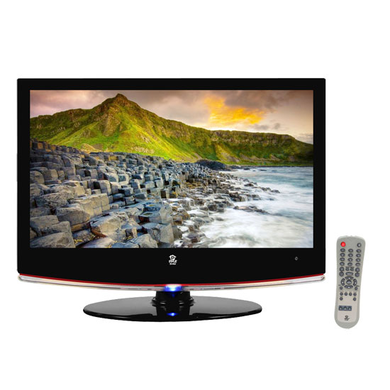 Pyle - PTC19LC , Home and Office , TVs - Monitors , 19'' Hi-Definition LCD Flat Panel TV