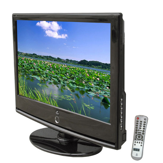 Pyle - PTC22LC , Home Audio / Video , LCD / Plasma , LCD / Plasma TV , 22'' Hi-Definition LCD Flat Panel TV