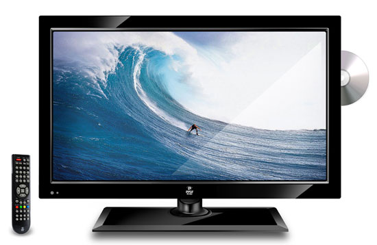 Pyle - PTC239LD , Home Audio / Video , LCD / Plasma , LCD / Plasma TV , 22'' Hi-Definition LCD Flat Panel TV