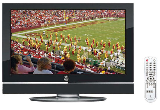 Pyle - PTC26LC , Home Audio / Video , LCD / Plasma , LCD / Plasma TV , 26'' Hi-Definition LCD Flat Panel TV