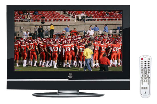 Pyle - PTC32LC , Home Audio / Video , LCD / Plasma , LCD / Plasma TV , 32'' Hi-Definition LCD Flat Panel TV