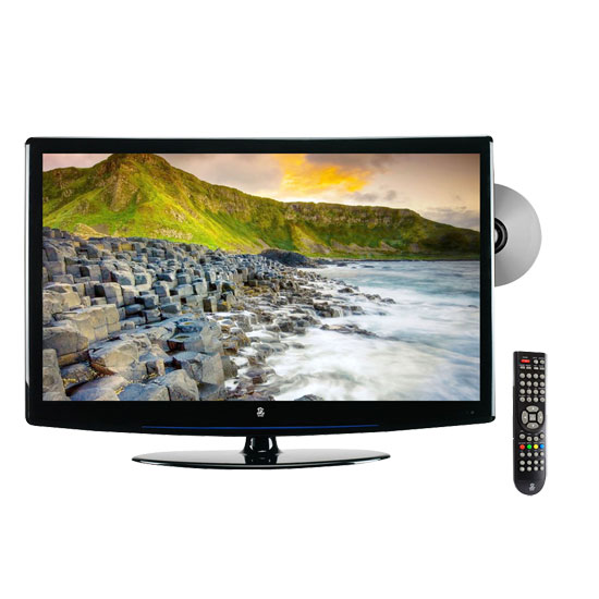 Pyle - PTC33LD , Home and Office , TVs - Monitors , 32'' Hi-Definition LCD Flat Panel TV w/ Built-In Multimedia Disc Player