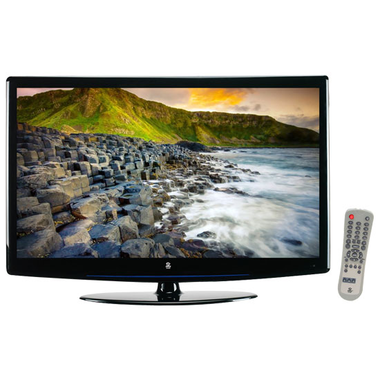 Pyle - PTC42LC , Home and Office , TVs - Monitors , 42'' Hi-Definition LCD TV