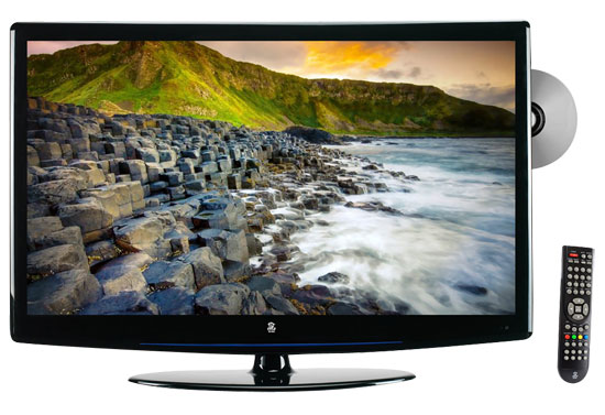 Pyle - PTC43LD , Home and Office , TVs, Monitors , 42'' Hi-Definition LCD TV w/ Built-In Multimedia Disc Player