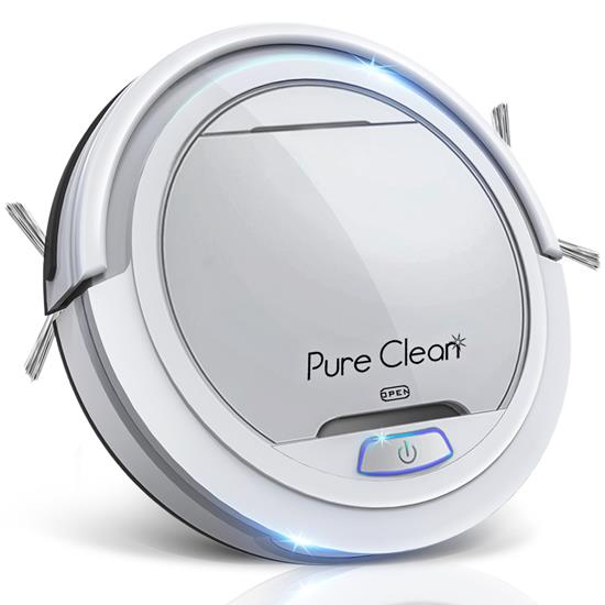Pyle - PUCRC25 , Home and Office , Robot Vacuum Cleaners , Pure Clean Smart Vacuum Cleaner - Automatic Robot Cleaning Vacuum