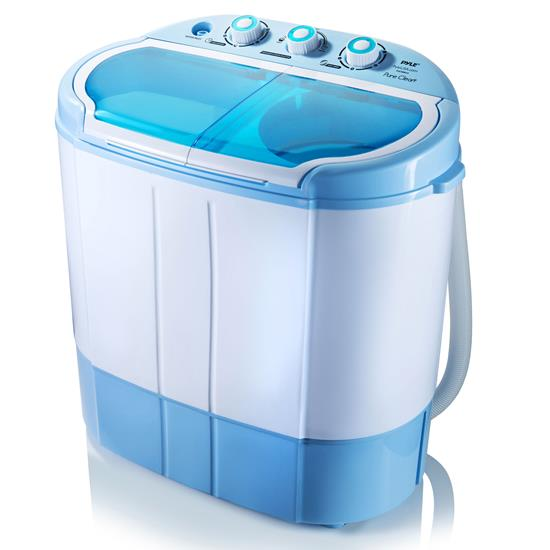 Compact Portable Washer Dryer Mini Washing Machine And Spin