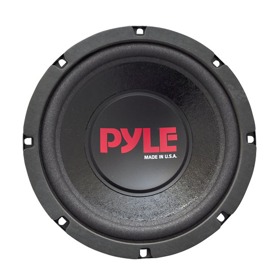 Pyle - PW84 , On the Road , Vehicle Subwoofers , Pyle 8'' Subwoofer 200 Watts
