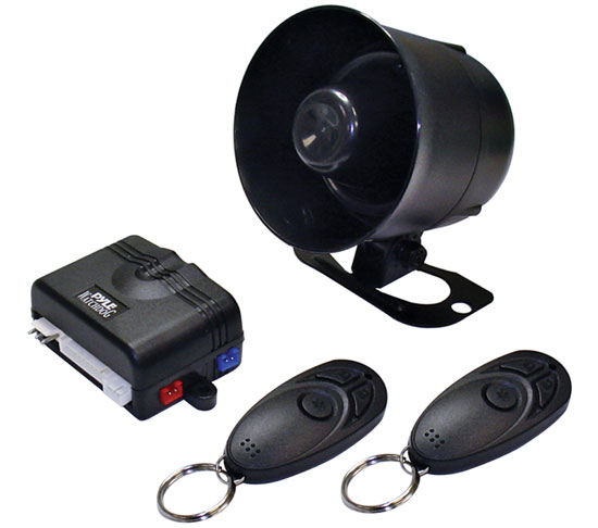 Pyle - PWD201K , On the Road , Alarm - Security Systems , 2-Button Vehicle Security System