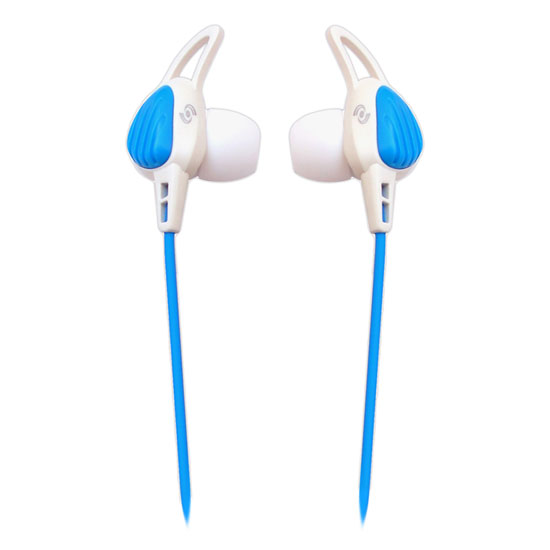 Pyle - PWP15W , Marine Audio & Video , Marine Accessories , Surf Sound Waterproof Marine Headphones Earbuds compatible w/ MP3 players & iPods (Color White)