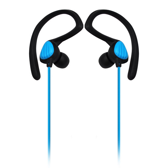 Pyle - PWP20B , Gadgets and Handheld , Headphones - MP3 Players , Sound and Recording , Headphones - MP3 Players , Surf Sound Waterproof Marine Headphones Over Ear Earbuds compatible w/ MP3 players & iPods (Color Black)