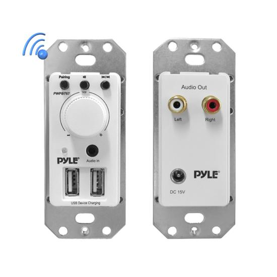 Pylehome Pwpbt67 Tools And Meters Wall Plates In