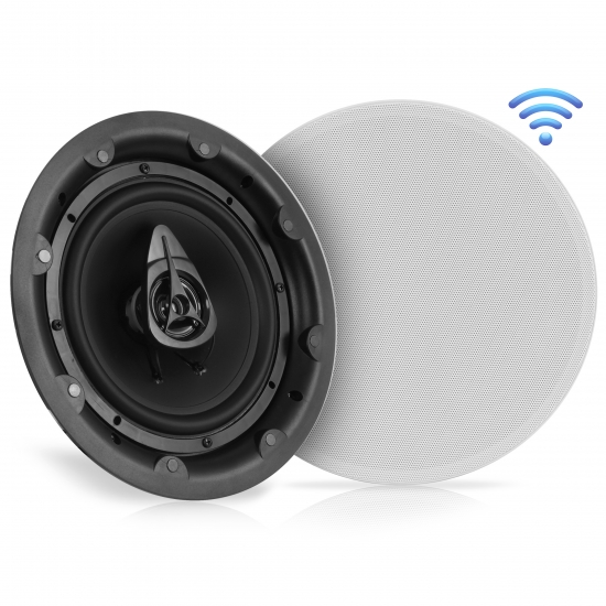 Pyle Pwrc85bt Home And Office Home Speakers Sound