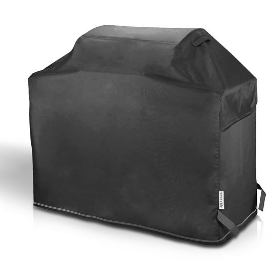 Pyle - SLGVL , Marine and Waterproof , Protective Storage Covers , On the Road , Protective Storage Covers , Heavy Duty Waterproof Barbecue Grill Cover - UV Resistant Material, Durable and Convenient Cover with Fabric Handles & Fastening Straps