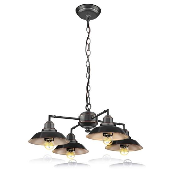 Serenelife Sllmp414 Home And Office Light Fixtures