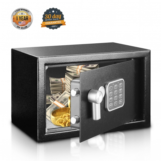 Serenelife - Slsfe12 - Home And Office - Safe Boxes
