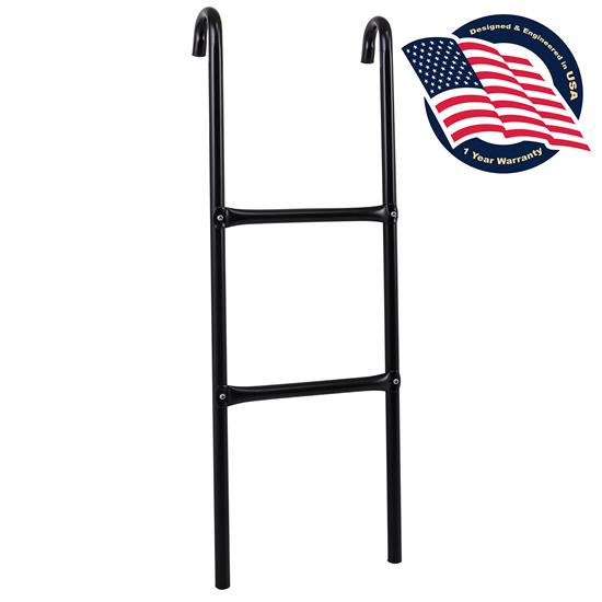 Pyle - SLTRA12LDR , Home and Office , Fitness Equipment - Home Gym , Health and Fitness , Fitness Equipment - Home Gym , Trampoline Access Safety Ladder (for SereneLife Outdoor Trampoline Models: SLTRA12BL)